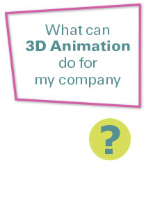What can 3D Animation do for my company?