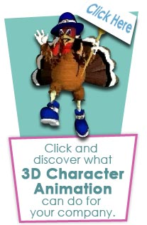 Click and discover what 3D Character Animation can do for your company.
