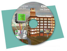 CD-ROM video presentation for Nexus Properties