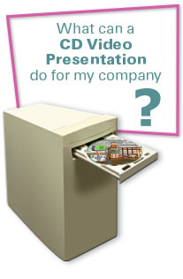 What can a CD Video Presentation do for my company?