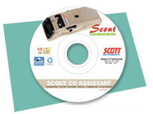 CD-DVD Video Presentation for Scout