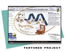 Secure Certificates for Chains and Charms Web Site