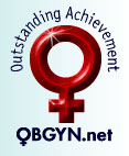 OBGYN.net Outstanding Achievement