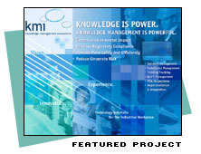 Trade Show Graphic for KMI