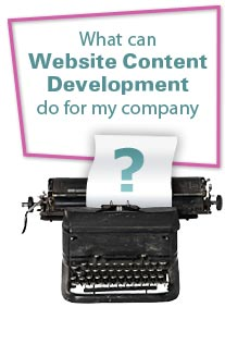 How Can Website Content Development Help My Company?